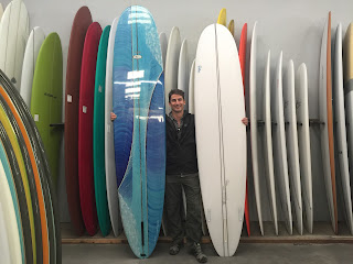 Handshaped Surfboards & art by Paul Carter San Clemente,Ca