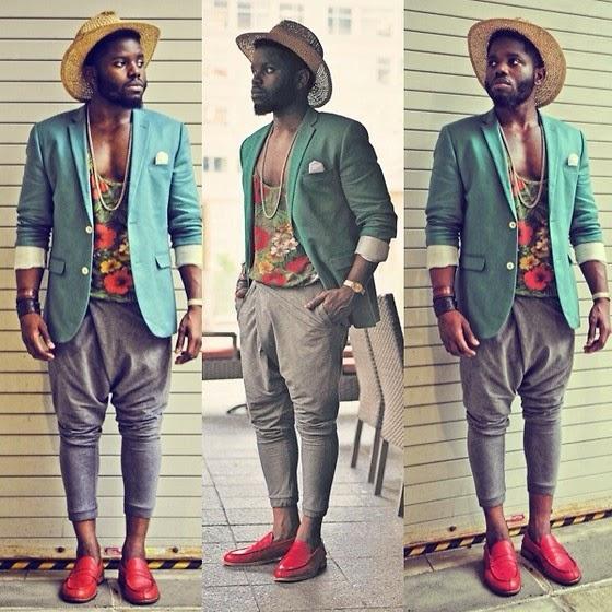 Afro Punk Fashion: (Pic Source: 12ozProphet.com
