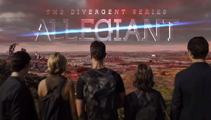 Yabancı Filmler İzle - Uyumsuz 3 Yandaş Bölüm 1 Allegiant - Kurgu Gücü