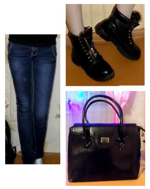 черные ботинки балман, Balmain, с чем носить грубые ботинки, ботинки Balmain в образах,