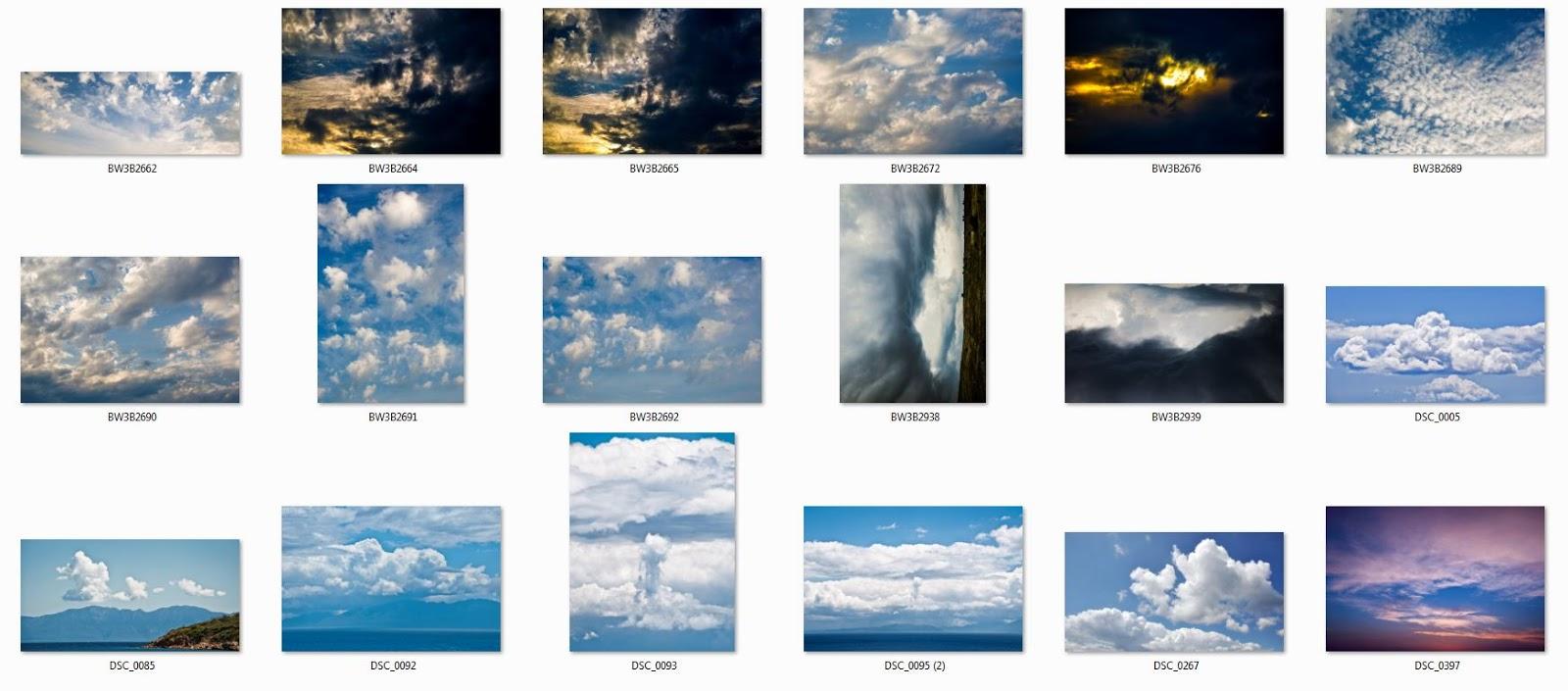 Ücretsiz Bulut ve Gökyüzü Fotoğrafları