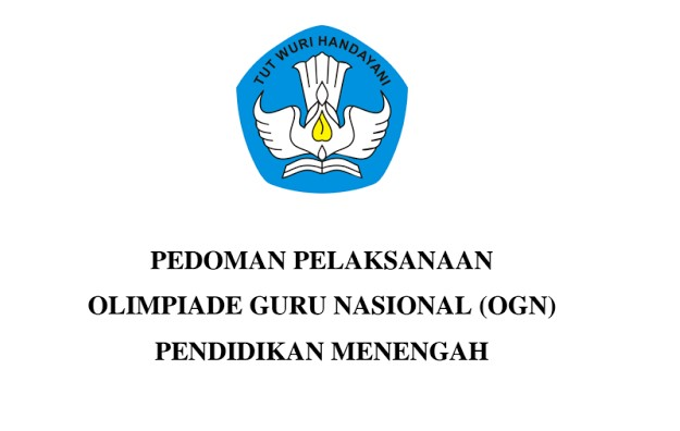 Olimpiade Guru Nasional (OGN) Tahun 2018