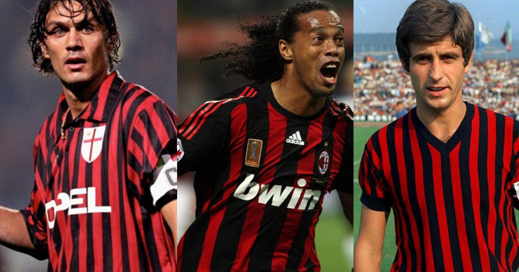 51a3c758 Here All AC Milan Home Kits in History, Including The First-Ever Jersey