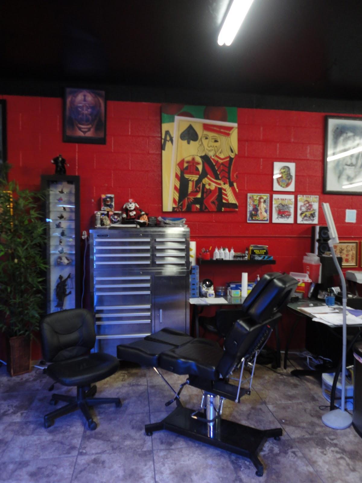 Decoding a Tattoo Parlor