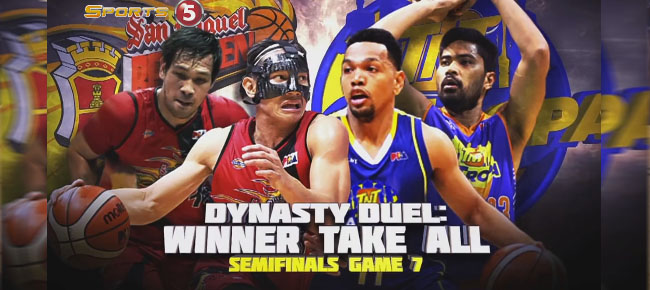 HIGHLIGHTS: San Miguel vs. TNT (VIDEO) February 20 / Semis Game 7