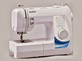 Harga Mesin Jahit Portable Brother GS 2700
