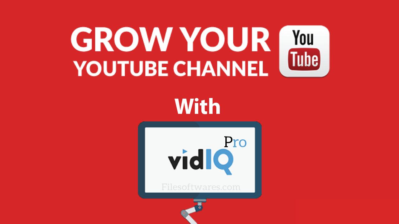 VidIQ Pro Extension Free Download