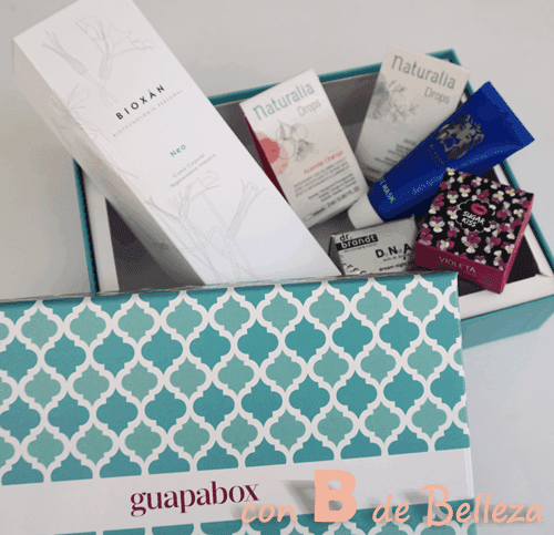 Caja GuapaBox Must have