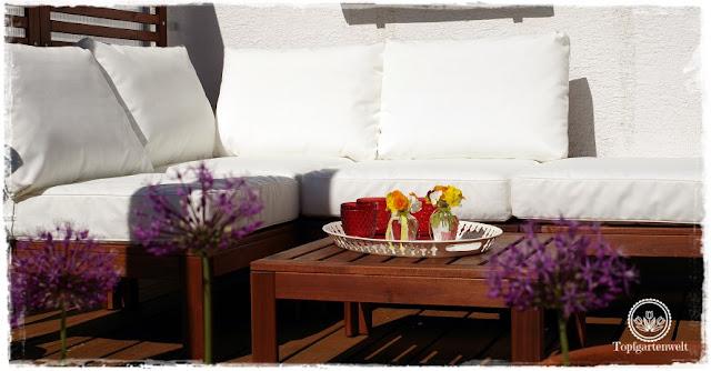 Gartenblog Topfgartenwelt Loungemöbel für den Garten - ein Traum wird wahr