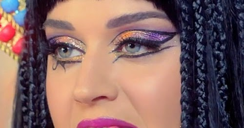 KATY PERRY 'DARK HORSE' INSPIRED MAKEUP LOOK -TUTORIAL |Katy Perry Dark Horse Makeup