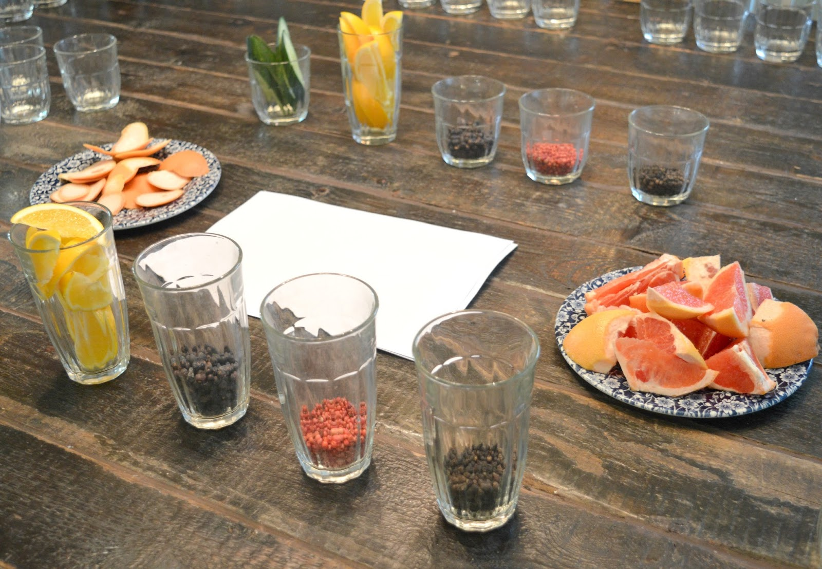 A Gin Masterclass at the Botanist Newcastle - Botanicals