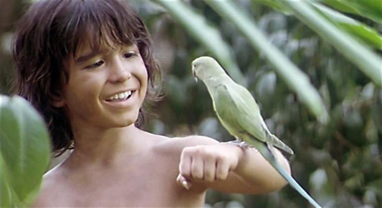 The Second Jungle Book Mowgli & Baloo