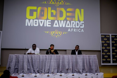 2017 Edition Of Golden Movie Awards Africa To Take Place On July 8