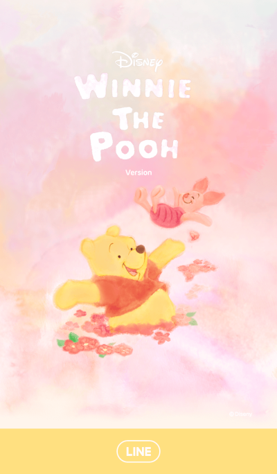 Winnie the Pooh: Pastel