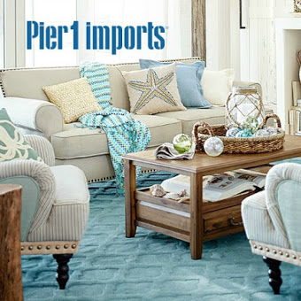 Coastal Beach Decor at Pier 1