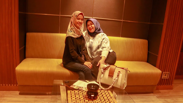 Staycation di Hotel Bintang 5