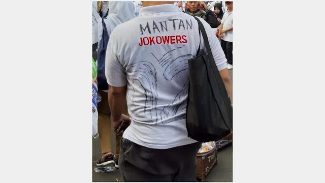 BPN: Banyak Relawan Jokowi di 2014 Taubat