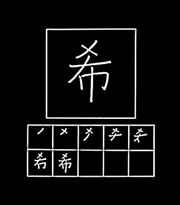 kanji cita-cita