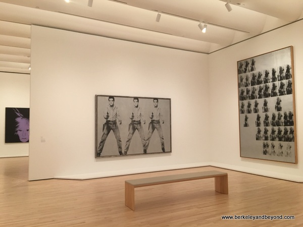 Andy Warhol gallery at the San Francisco Museum of Modern Art