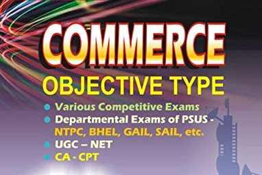 UGC [NET] Commerce [Objective] Questions and Answers PDF