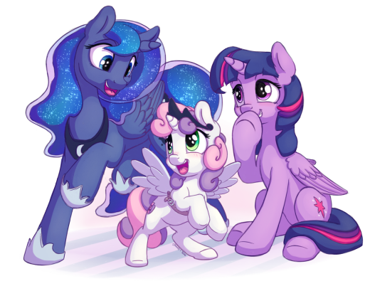 Bobdude Draws Ponies — Oh you thought I'd forgotten about this artist...