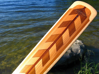 NorthPoint Greenland Paddle - Kinloch model