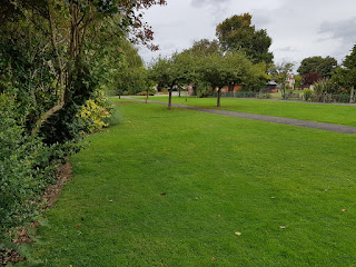 Putting Course at Rhyl Botanical Gardens