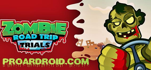 تحميل لعبة Zombie Road Trip v3.26 مهكرة للاندرويد