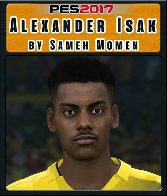 Alexander Isak New Face PES 2017
