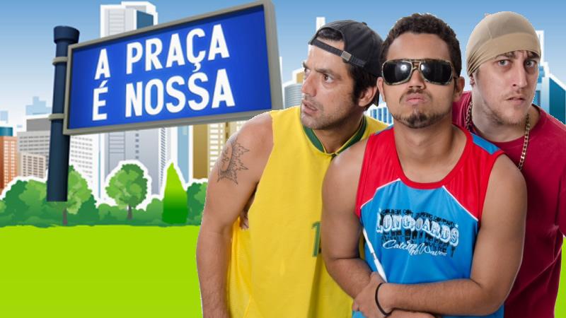 Stand Up Comedy com atores da 'A Praça é Nossa' chega ao Theatro Avenida
