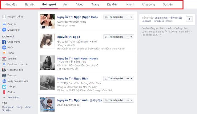 tự tạo nick facebook như thế nào