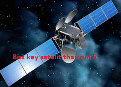 Biss Key Satellit Thaicom 5 Terbaru 2017