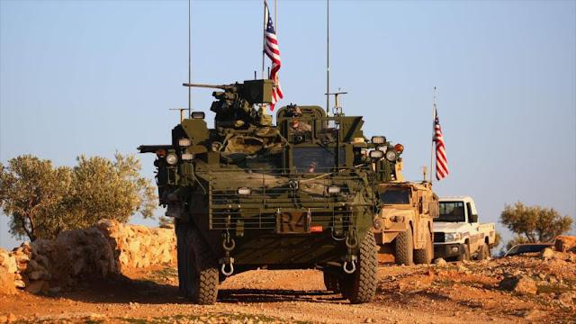 Siria pide a ONU acabar con presencia ilegal de EEUU en su suelo