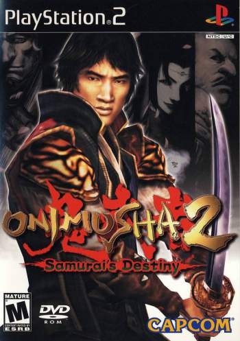 Onimusha 2: Samurai's Destiny (NTSC) PS2 Torrent 2002