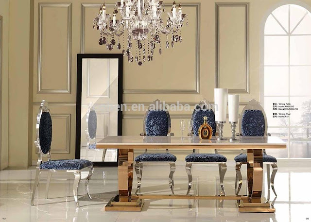 Elegant Glass Modern Dining Table Ideas