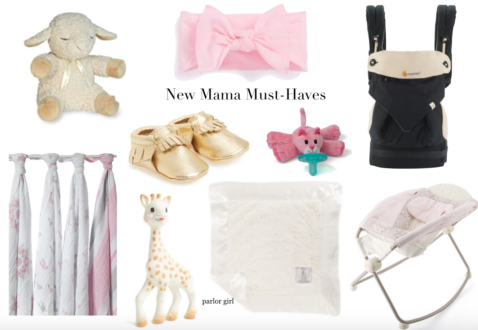 new mama must haves