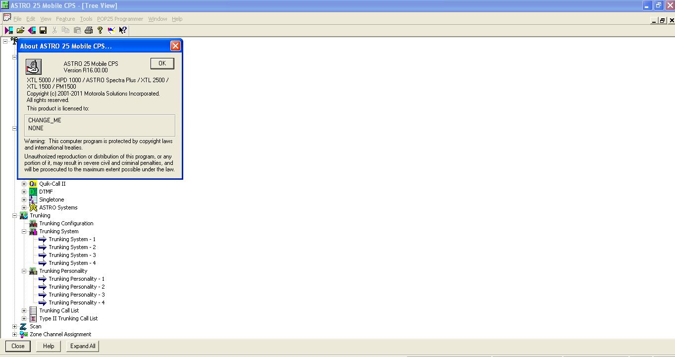 motorola cps software