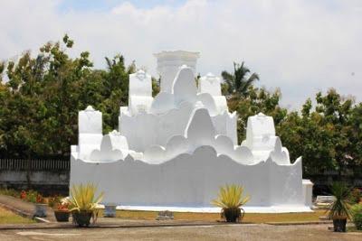 Wisata Sejarah Gunongan Banda Aceh