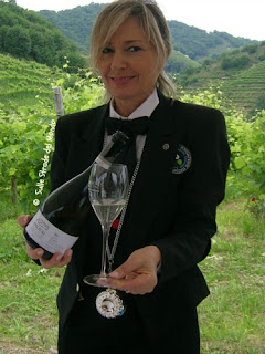 sommelier prosecco