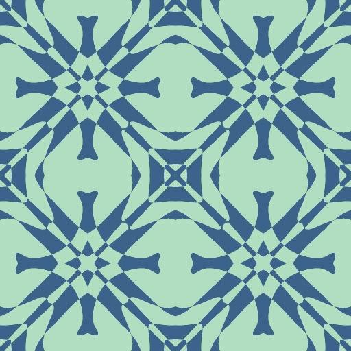 Simple Scrap Paper Pattern 5