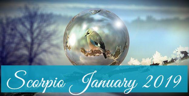 Scorpio Horoscope January 2019