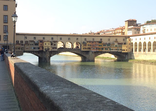 Magdalen Nabb's Marshall Guarnaccia novels are set in the city of Florence