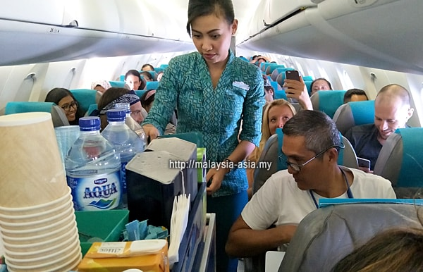 Flights to Raja Ampat with Garuda Air
