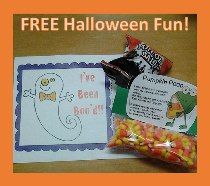 Are you wanting to get some workplace fun going at your school or office this October Halloween season? This is the FREE download for you! Click through to see how to get the fun going at your workplace today!