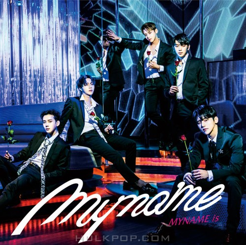MYNAME – MYNAME Is -Japanese Ver.-(ITUNES MATCH AAC M4A)