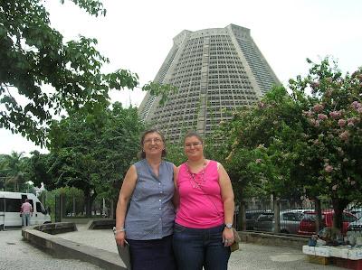 Catedral Metropolitana São Sebastião, Rio Janeiro, Brasil, La vuelta al mundo de Asun y Ricardo, round the world, mundoporlibre.com