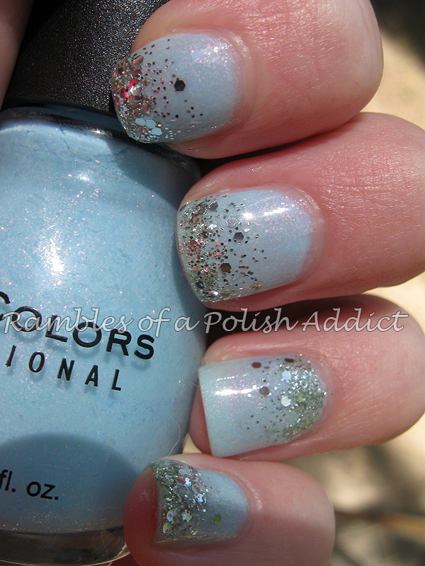 Disney Nail Art Challenge day 18: Cinderella! | Rambles of ...