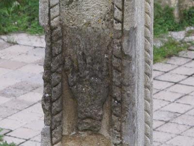 Cuenca, cruz de los descalzos