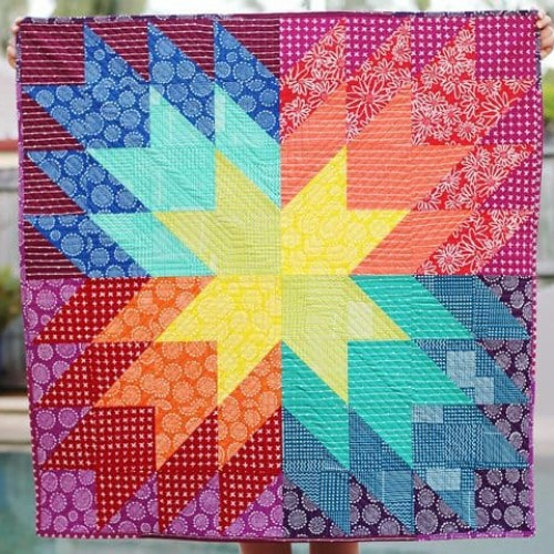 When You Wish - Baby Quilt Pattern