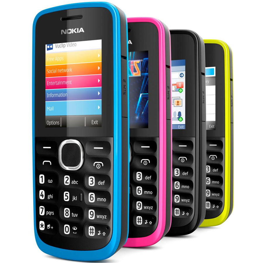 color mobile phones